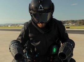 Тони Старк одобряет: этот реактивный ранец работает немногим хуже костюма Железного человека