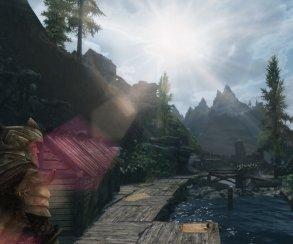 Новый трейлер модификации Skyrim: Lordbound, которая помасштабам напоминает официальные дополнения