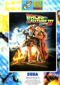 Back to the Future Part III – фото обложки игры
