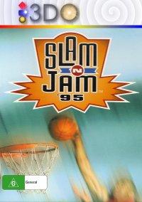 Slam 'n Jam 95 – фото обложки игры