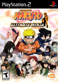Naruto: Ultimate Ninja – фото обложки игры