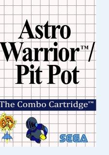 Astro Warrior & Pit Pot