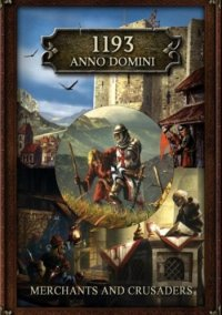 1193 Anno Domini: Merchants and Crusaders – фото обложки игры