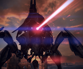 Команда Bioware ответила на каверзные вопросы о Mass Effect
