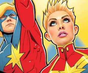 Слух: в«Капитане Марвел» появится супергерой Мар-Велл