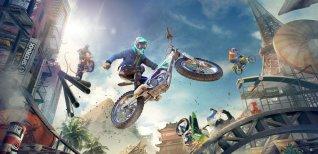 Trials Rising. Анонсирующий трейлер c E3 2018