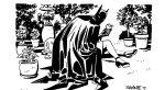 Инктябрь: что ипочему рисуют художники комиксов вэтом флешмобе?. - Изображение 30