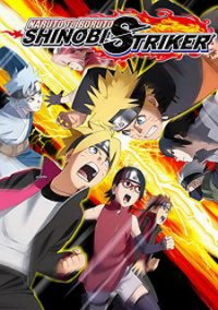 Naruto to Boruto: Shinobi Striker – фото обложки игры