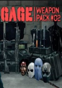 PayDay 2: Gage Weapon Pack #02 – фото обложки игры
