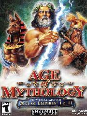 Age of Mythology – фото обложки игры