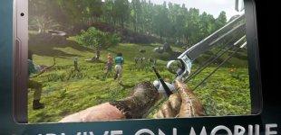 ARK: Survival Evolved. Анонс мобильной версии