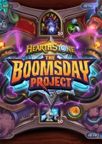 Hearthstone: The Boomsday Project – фото обложки игры