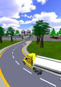 Real Trucker: America – фото обложки игры