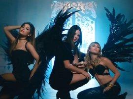 Ариана Гранде, Лана дель Рей иМайли Сайрус записали главную тему «Ангелов Чарли». Смотрим клип!