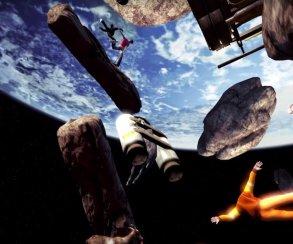 В релизном трейлере PS-версий Goat Simulator козлы полетели в космос