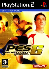 Pro Evolution Soccer 6 – фото обложки игры