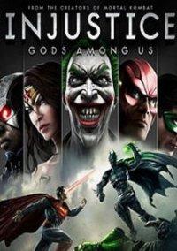 Injustice: Gods Among Us – фото обложки игры