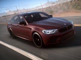 Целая гонка изNeed for Speed: Payback в4K-разрешении и60 fps
