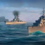 Скриншот World of Warships – Изображение 155