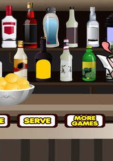 Crazy Bartender