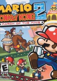 Mario vs. Donkey Kong 2: March of the Minis – фото обложки игры