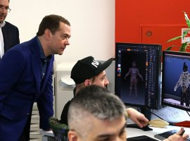 Вы не поверите, но Дмитрий Медведев теперь игровой критик