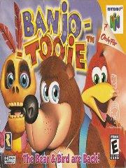 Banjo-Tooie – фото обложки игры