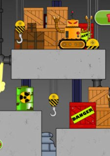Ware-house Factory Siege Dash - Running From The Danger