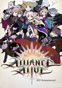 The Alliance Alive HD Remastered – фото обложки игры