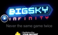 Big Sky: Infinity. Геймплейный трейлер