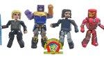 Фигурки пофильму «Мстители: Война Бесконечности»: Танос, Тор, Железный человек идругие герои. - Изображение 334