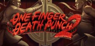 One Finger Death Punch 2. Геймплейный трейлер