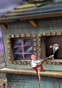 Fred & Jeff: A Movie Adventure – фото обложки игры