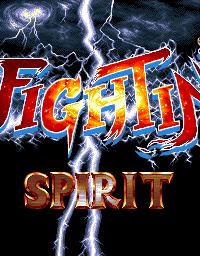 Fightin' Spirit – фото обложки игры