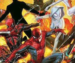 Комиксы Marvel ждет Спайдер-геддон! Новый кроссовер Людей-пауков изразных вселенных