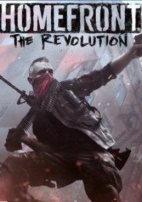 Homefront: The Revolution – фото обложки игры