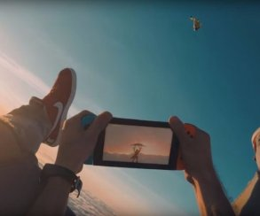 Скайдайвинг со Switch: крутая реклама Nintendo от Useless Mouth