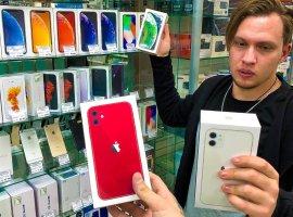 ВМоскве мошенник рассчитался заiPhone 11 деньгами «Банка приколов»