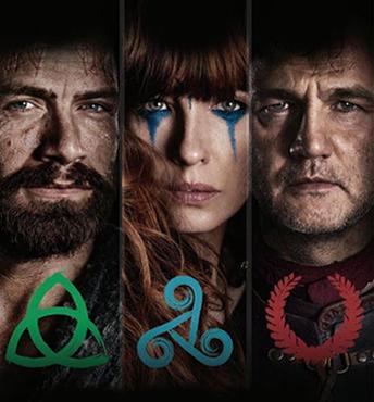 Почти «Викинги», почти «Игра престолов»