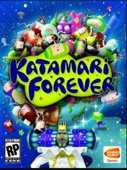 Katamari Forever – фото обложки игры
