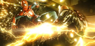 Spider-Man (2018). Геймплейный трейлер с E3 2018