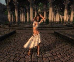 Игрок решил вспомнить The Elder Scrolls IV: Oblivion, апопал всамый лучший порнофанфик наземле!