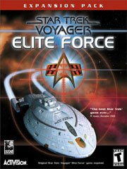 Star Trek: Voyager - Elite Force Expansion Pack – фото обложки игры