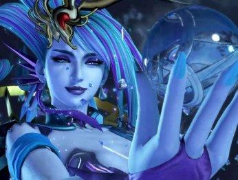 Рецензия на Dissidia Final Fantasy NT