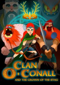Clan O'Conall and the Crown of the Stag – фото обложки игры