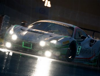 Assetto Corsa Competizione. Анонсирующий трейлер