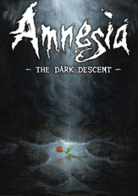 Amnesia: The Dark Descent – фото обложки игры