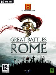The History Channel: Great Battles of Rome – фото обложки игры