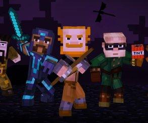 Четвертый эпизод Minecraft: Story Mode выйдет через полторы недели