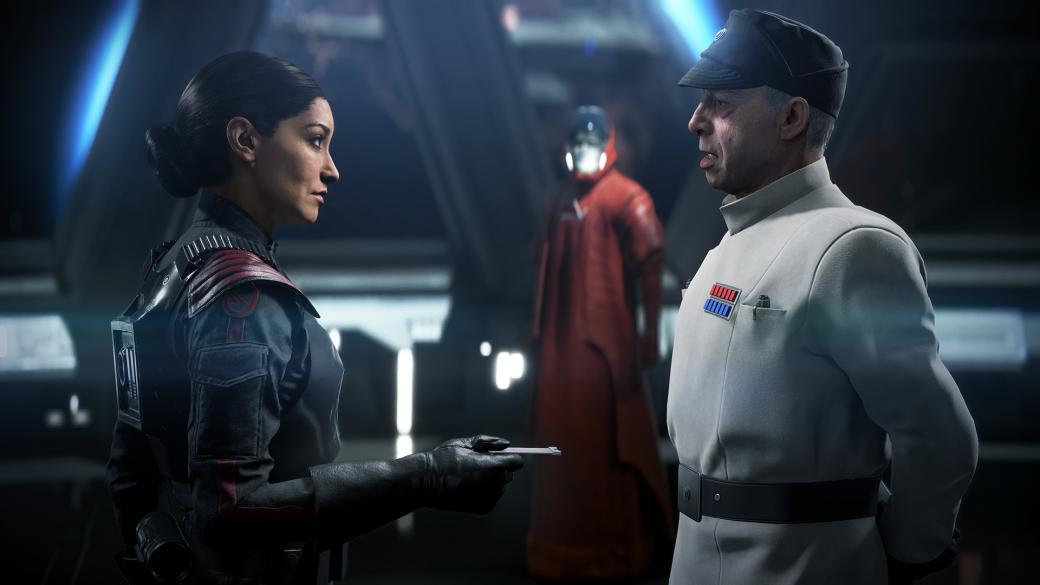 Нетолько Лея! 5 главных женских персонажей нового канона «Звездных Войн» | Канобу - Изображение 683